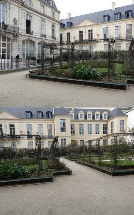 jardin grand veneur