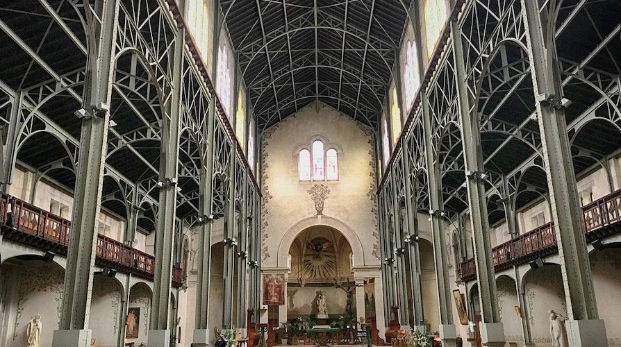 201 Glise Notre Dame Du Travail Un Jour De Plus 224 Paris