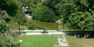 lac parc de montsouris
