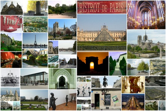 que visiter a paris