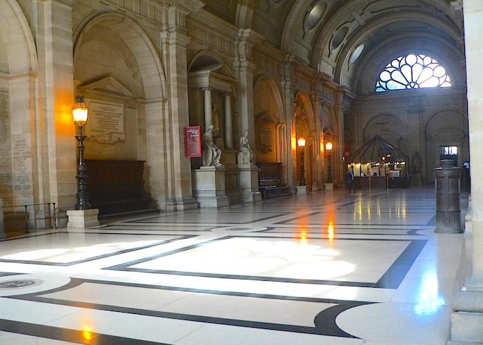 Visiter Le Palais De Justice