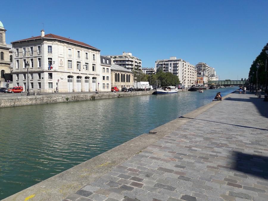 balade canal ourcq