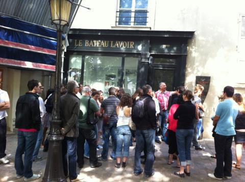 Visite guidee Montmartre