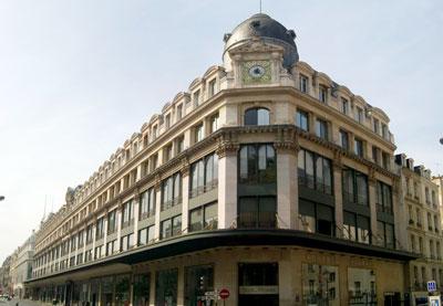 Ancien grand magasin A Réaumur