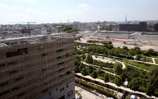 jardin 17e arrondissement