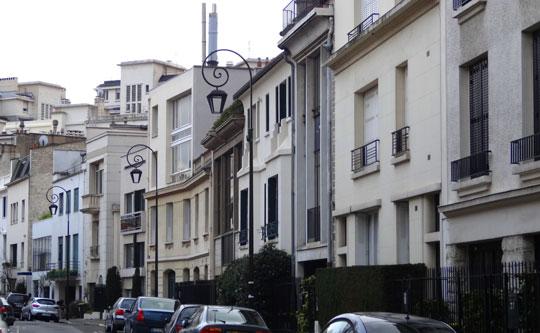 rue du belevedere
