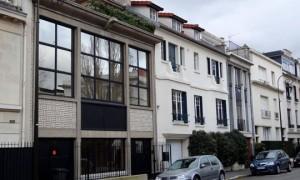 atelier artiste rue du belevedere