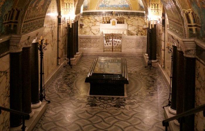 tombe musee pasteur