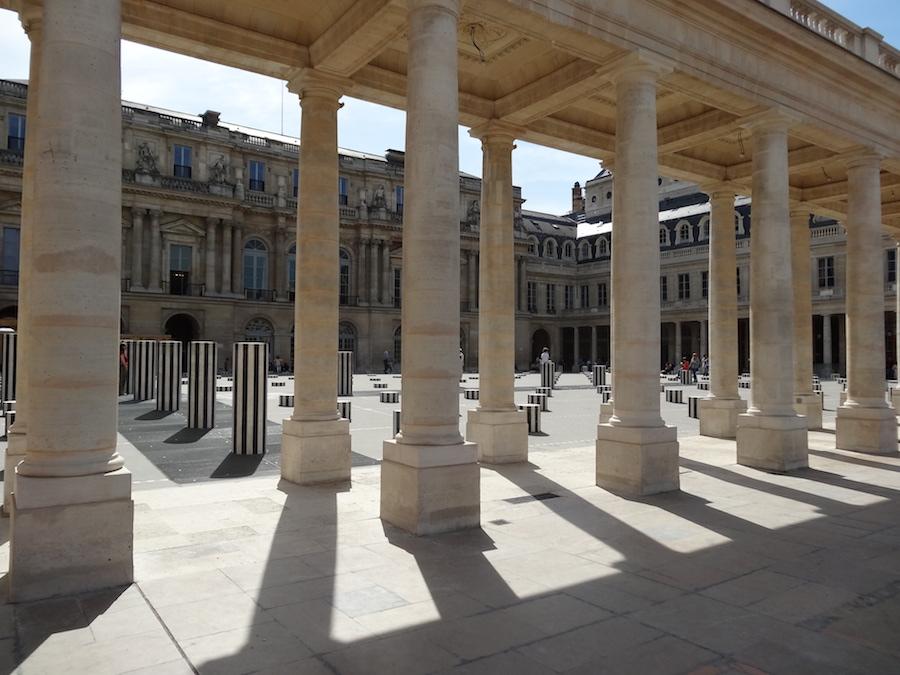 colonnes buren palais royal
