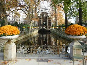 fontaine medicis paris