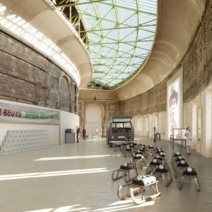 renovation grand palais