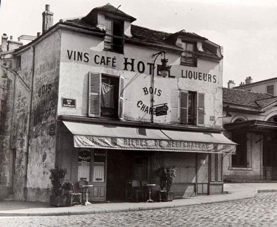 104 rue bagnolet 1947