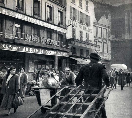 pied de cochon 1955