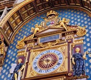 plus vieille horloge de paris
