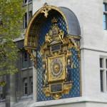 plus vieille horloge publique paris