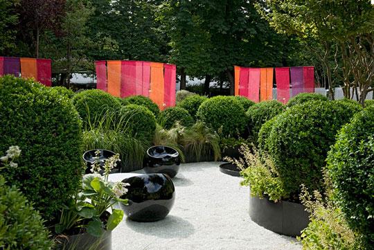 jardins mis en scene