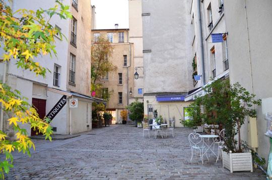 village saint paul romantique