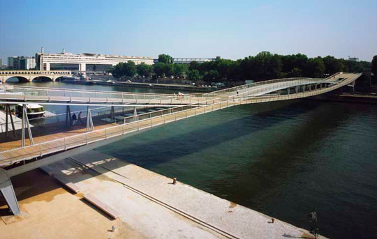 pont simone de beauvoir