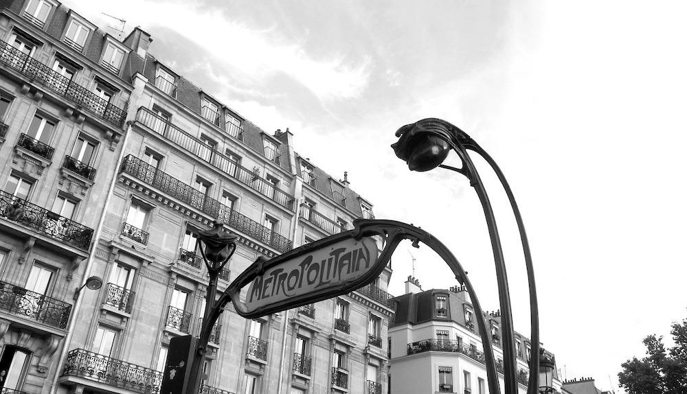 metro paris histoire