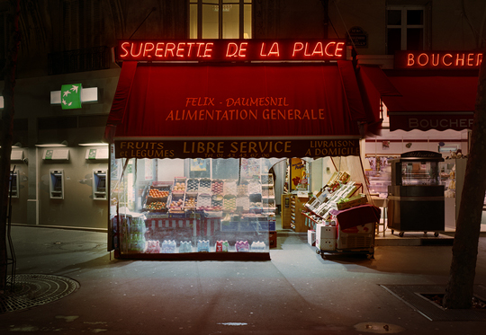 marie hamel superette paris