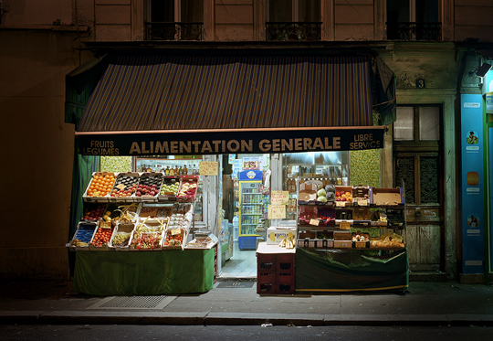 photo alimentation generale paris