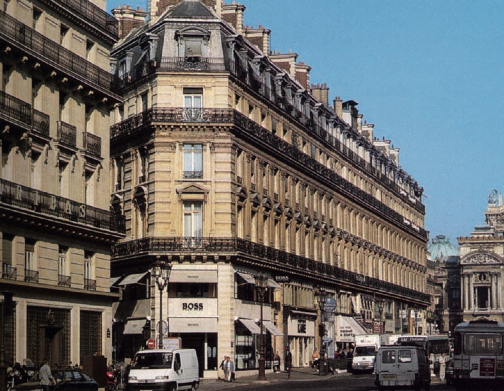 How to recognize Haussmann buildings | Un jour de plus à Paris - photo#50