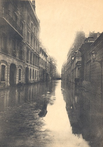 crue 1910 paris rue universite