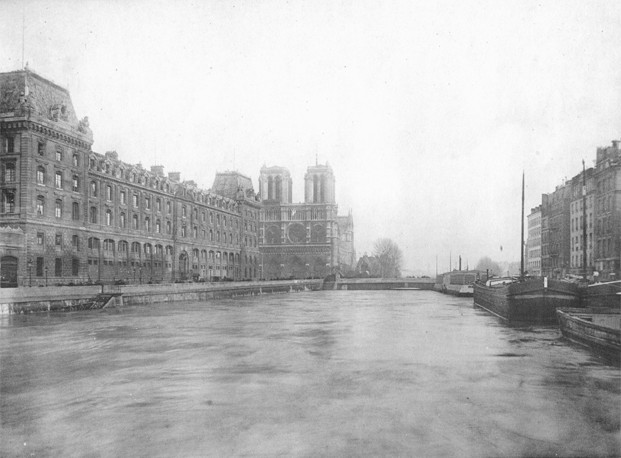 crue 1910 seine paris