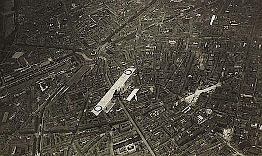 faux paris 1918 histoire
