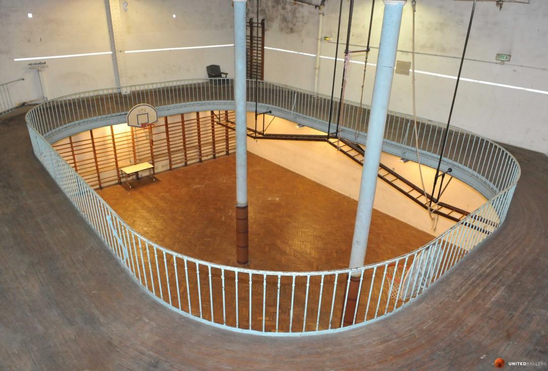 plus vieux terrain basket paris