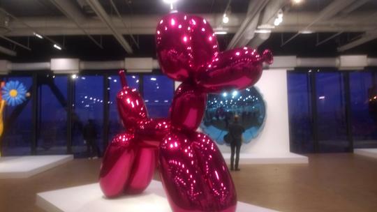 balloon dog koons