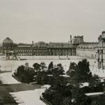 le louvre et le palais des tuileries