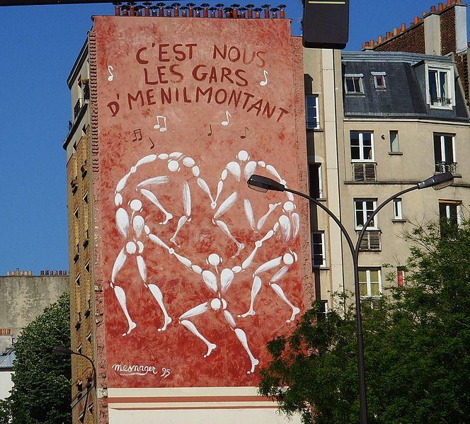 street art paris jerome mesnager menilmontant