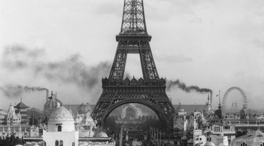 Histoire de la construction de la Tour Eiffel | Un jour de