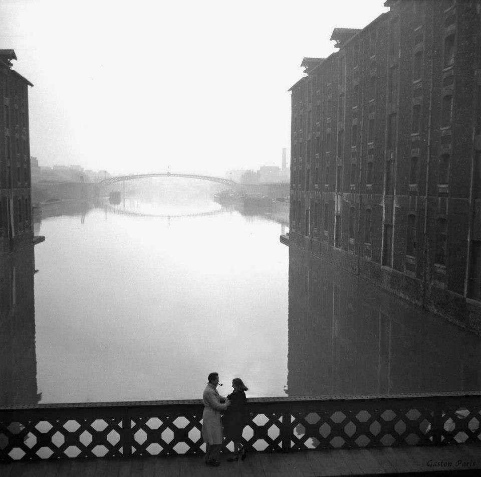 canal de lourcq 1950