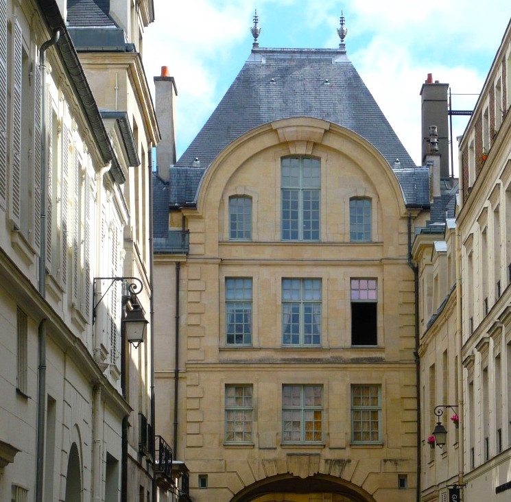 hotel bretonvilliers ile saint louis paris
