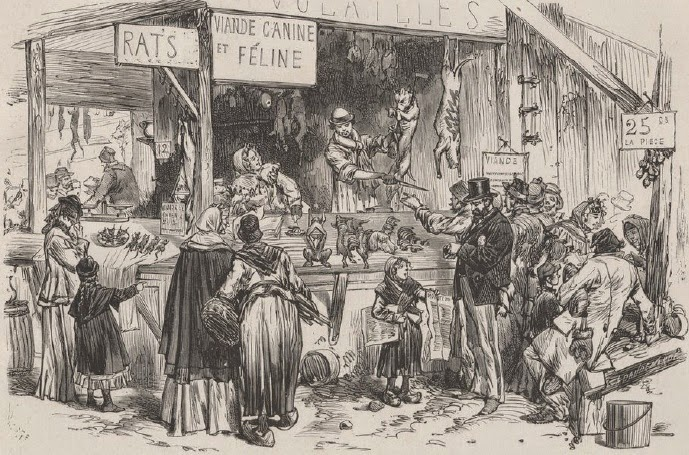 18 mars 1871 - Début de la Commune de Paris Magasin-rats-chien-commune-de-paris
