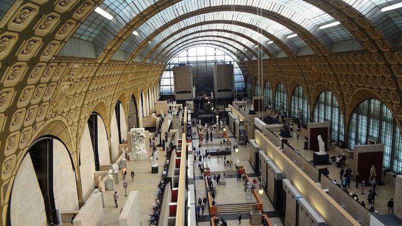 visites guidees musees paris