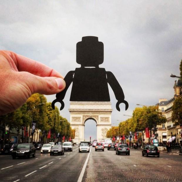 monuments detournes paperboyo arc de triomphe