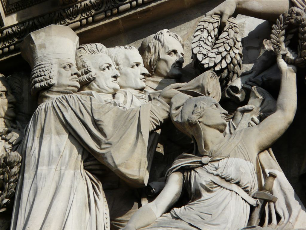 detail fronton pantheon civils 3ere ligne
