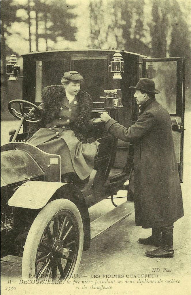 femmes taxis paris