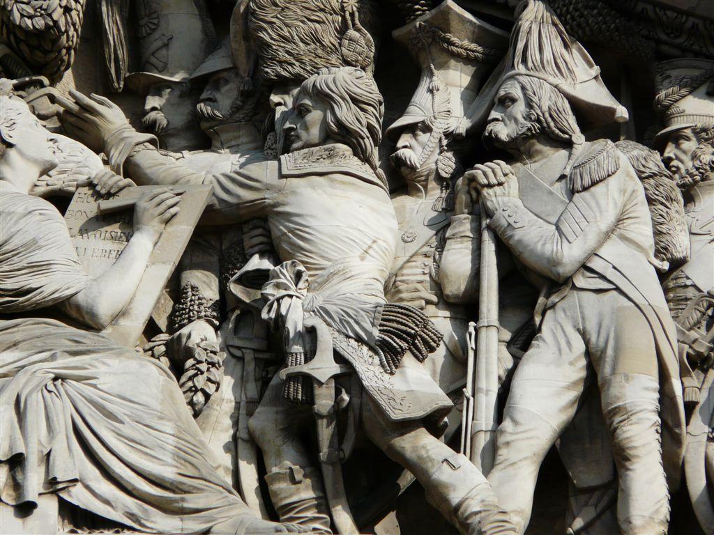 pantheon fronton napoleon
