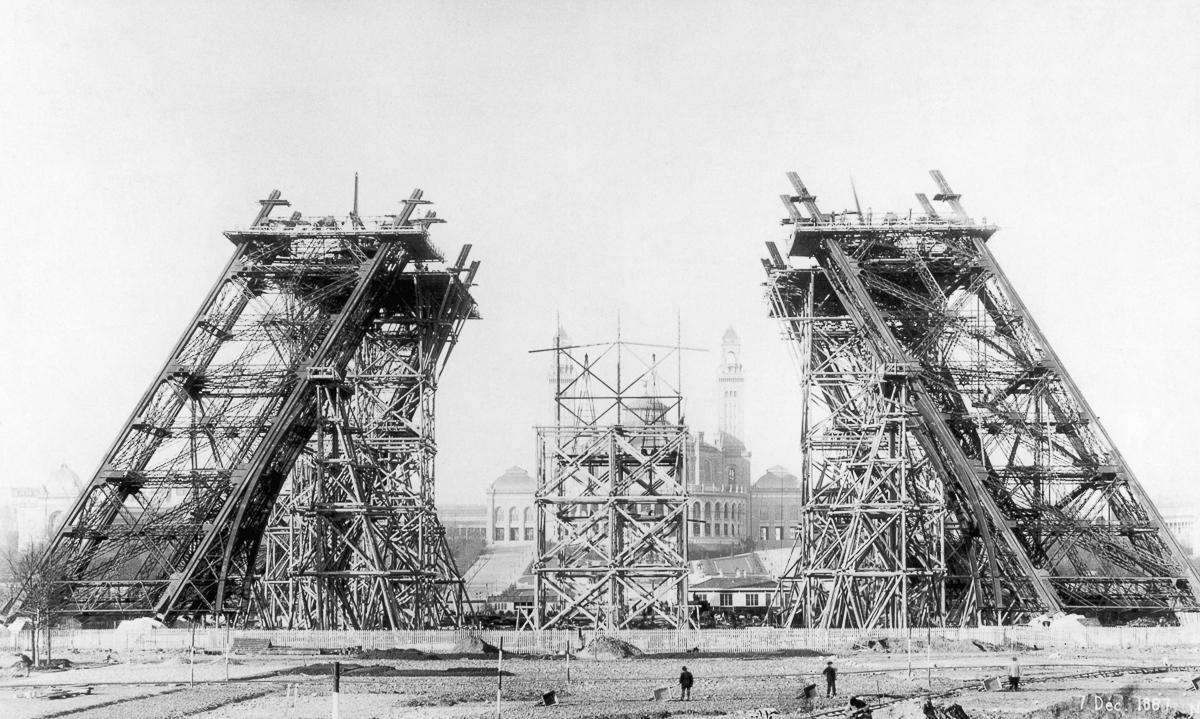 tour eiffel 1887