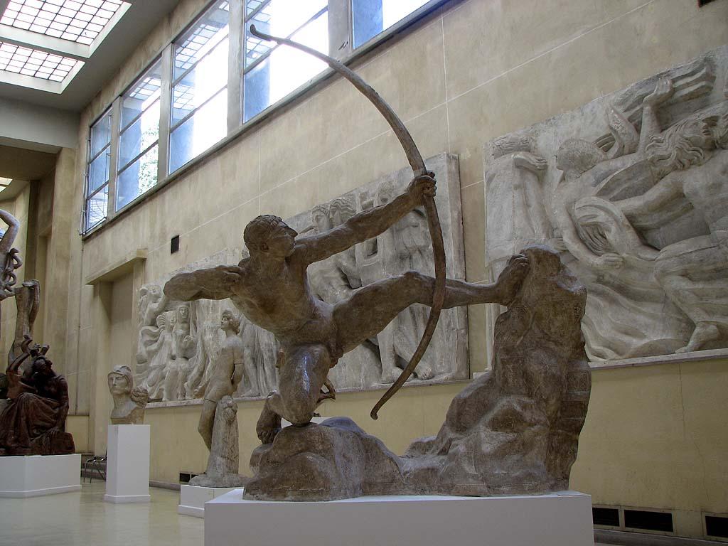 herakles archer bourdelle