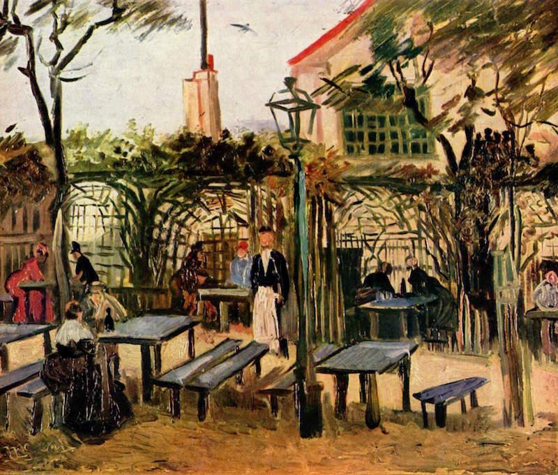 Van Gogh, La Guinguette