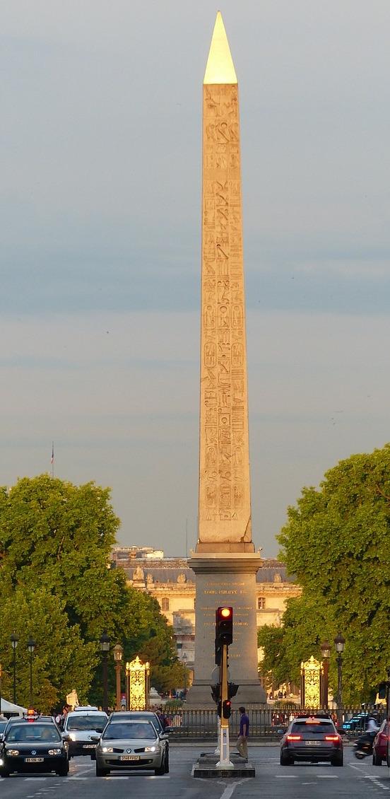 obelisque place de la concorde