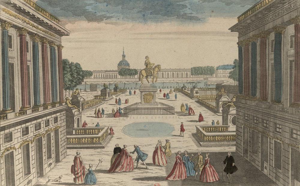 place de la concorde 1791