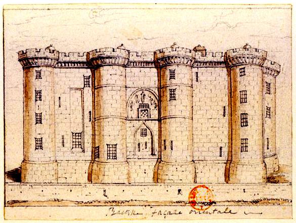 prison de la bastille photo