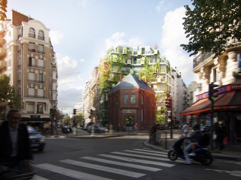 projet bain douches castagnary reinventer paris