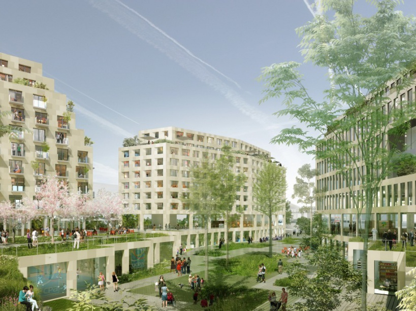 projet triangle eole reinventer paris